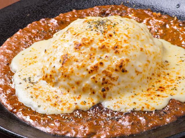 炙りチーズカレー